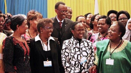 rwanda women by Jason Straziuso:AP